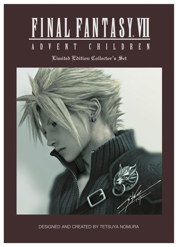 FINAL FANTASY VII: ADVENT CHILDREN GIF BY SAKURAI, TAKAHIRO (DVD) [2 DISCS]